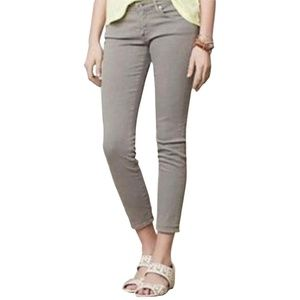AG Stevie Ankle Slim Straight Leg Denim 28R